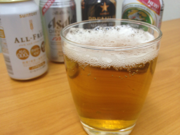 Japanese worker's job threatened for drinking non-alcoholic beer during break