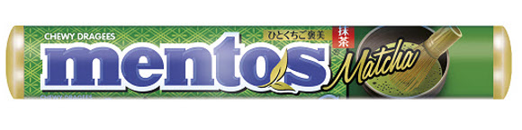 Matcha Mentos: An all-new flavour available only in Japan