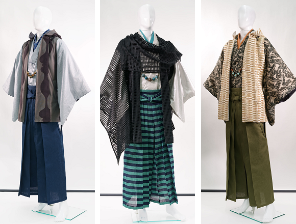 Kyoto's modern samurai fashion label unveils summer lineup for fashion warriors