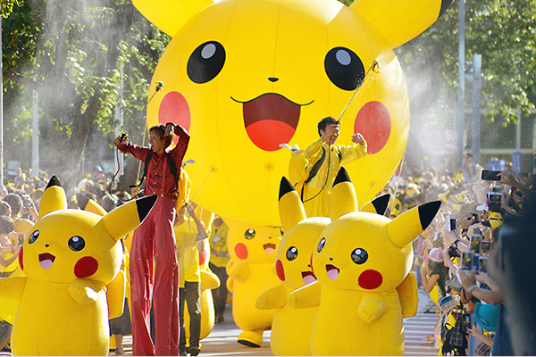 Sprint And Pokémon GO Want To Send You To Japan!