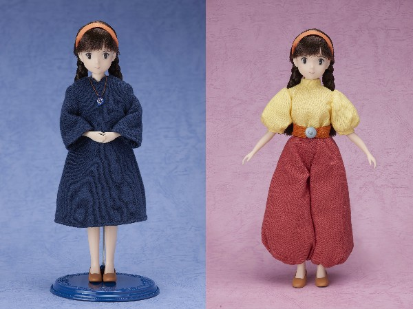 Studio Ghibli releases Sheeta doll from anime film Laputa: Castle in the Sky