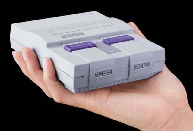 Super NES Classic Edition announced, brings back the '90s in more ways than you can imagine