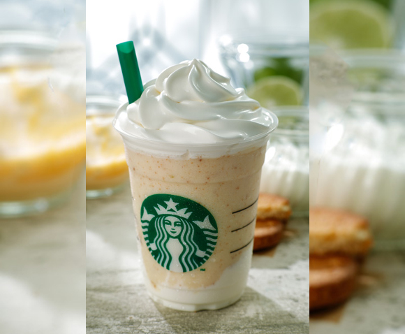 Starbucks adds new summertime Frappuccino to their menu in Japan