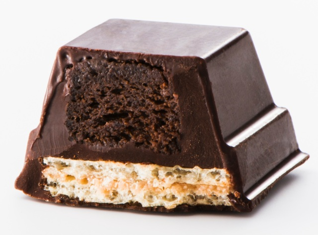 Nestlé Japan releases new Kit Kat with chocolate cake centre