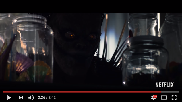 Clip for Netflix's Live-Action Death Note Film Shows Ryuk, Light's Meeting
