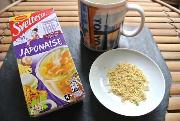 "Does this instant ""Japanese"" soup from France really taste Japanese? We find out"