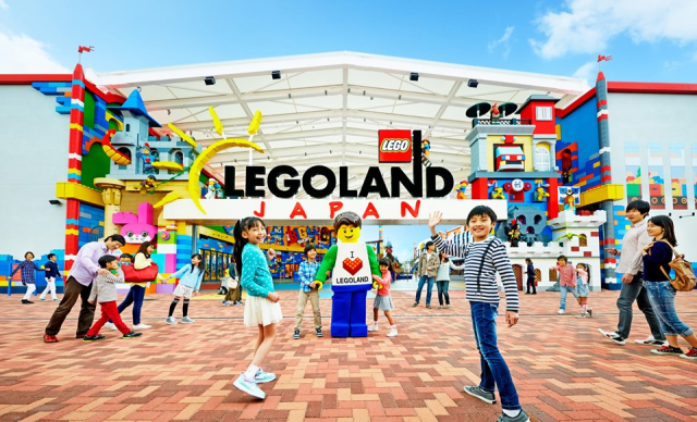 Struggling Legoland Japan will shut down for two days a week starting in fall