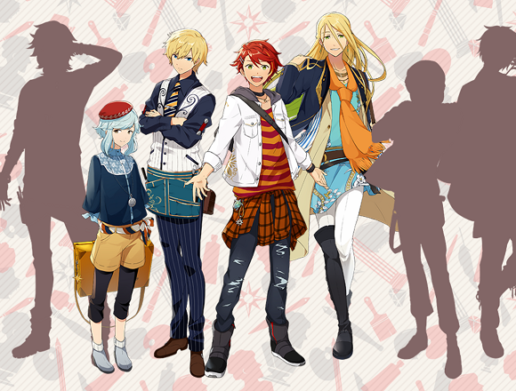 Fine art painters become fine anime boys in new romance video game Palette Parade