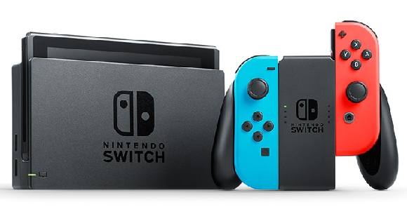 Hot-selling Nintendo Switch at core of heart-warming tale of cross-generational gamer generosity