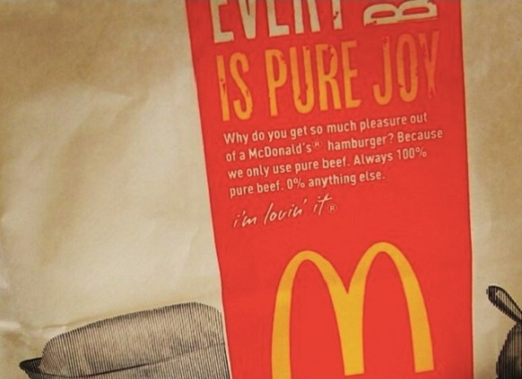 "McDonald's Japan adds ""free smiles"" to delivery menu in celebration of McDelivery Day"