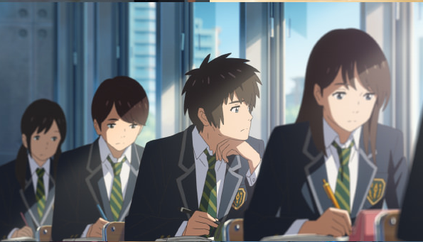 As anime Your Name comes out on home video, did it manage to beat Frozen at the box office?