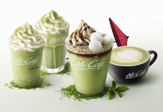 McDonald's Japan is bringing back their matcha treats again this year with a new twist