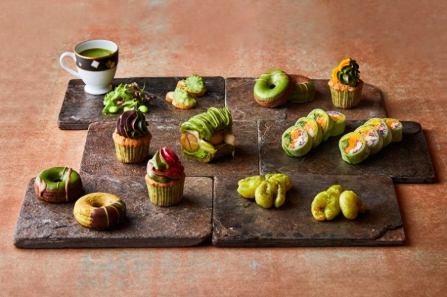 Matcha buffet in Osaka gets ready for fall by adding delicious autumn-inspired eats to the lineup