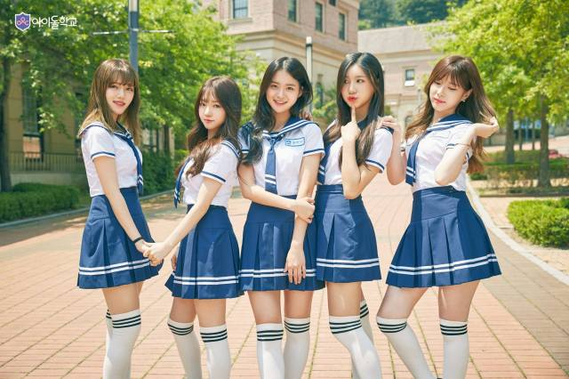 "South Korea's ""Idol School"" proves Korean idols are more than just pretty faces【Pics & Vids】"