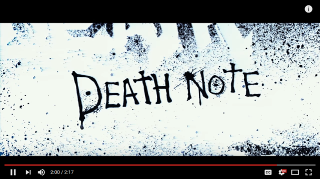 Review: Death Note (2017)