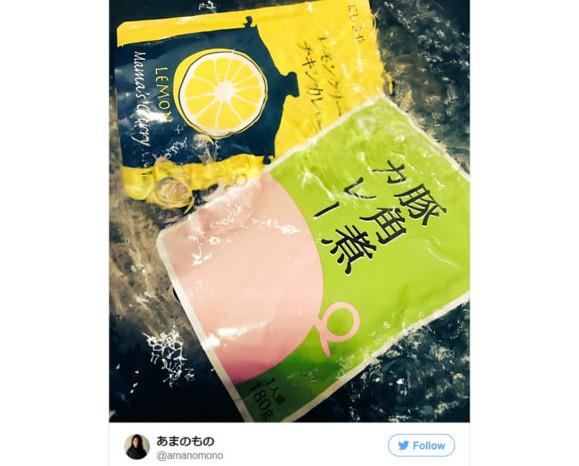 Japanese Twitter users go crazy for exotic curries in cute packaging