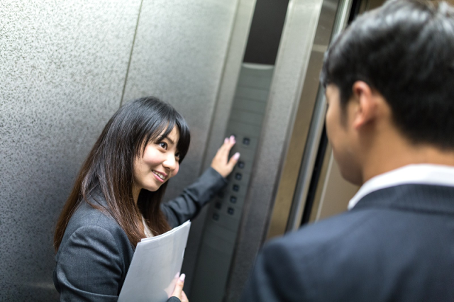 The secret undo codes for Japanese elevator floor buttons