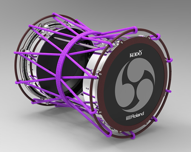 First-ever electronic taiko developed with help from world-famous Japanese drum troupe