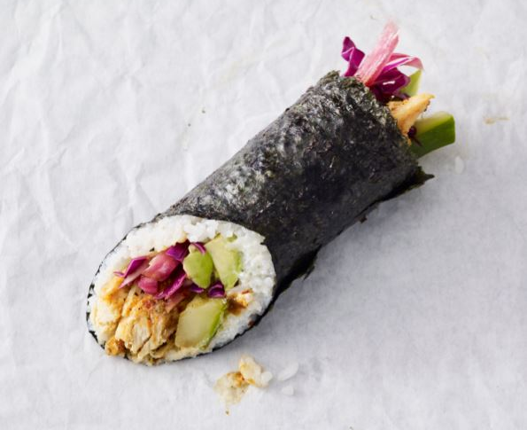 "Starbucks starts selling sushi in America, calls it a ""burrito"" and ""sandwich"" for some reason"