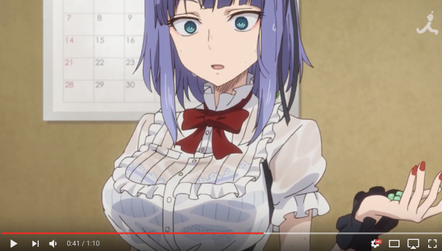 "Snack anime ""Dagashi Kashi"" getting second season!"