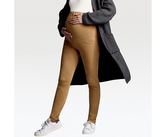 Japanese fashion brand Uniqlo launches line of maternity clothing