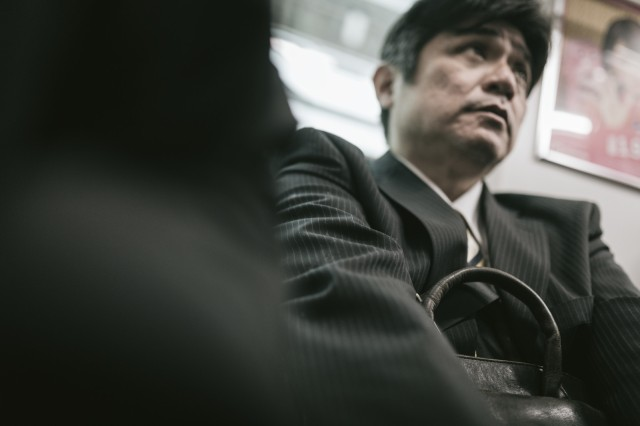 Petition gathers support for men-only train carriages in Japan