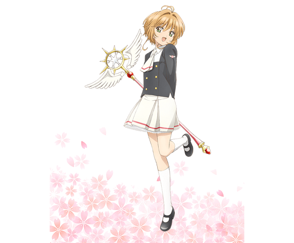 Cardcaptor Sakura's new anime character design, premiere date for sequel series revealed