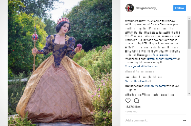 Japanese netizens fall in love with amazing Disney transformation dresses