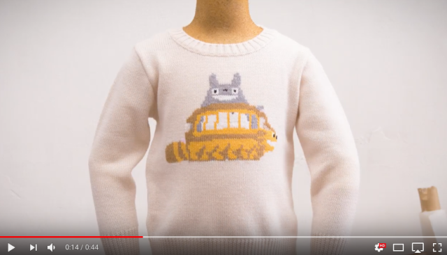 Studio Ghibli reveals new handmade clothing range with cute short anime film 【Video】
