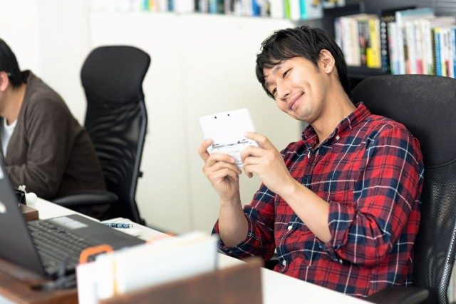 Japanese console game market shrinks to nearly one-third its size ten years ago