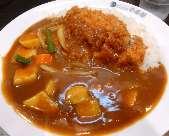Mr. Sato goes halal at new CoCo Ichibanya that caters to Muslim diners