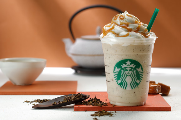 Move over, matcha. Starbucks makes its first-ever hojicha roasted green tea Frappuccino