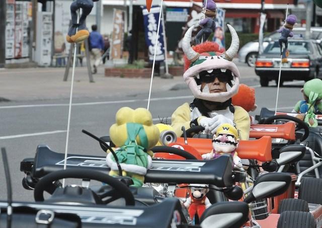 Nintendo Shutting Down Real World Mario Kart Fraud