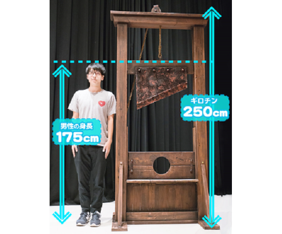 Officially licensed anime guillotine just might be the weirdest otaku merch ever