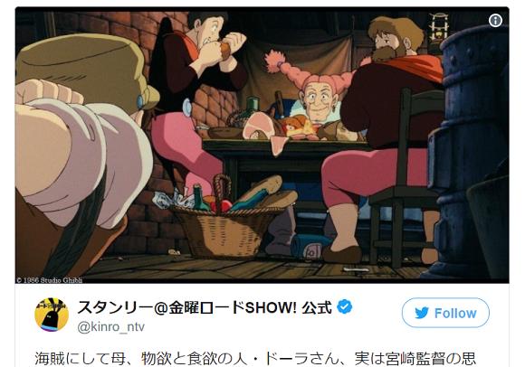 Hayao Miyazaki based one of Studio Ghibli's most memorable anime characters on his own mom