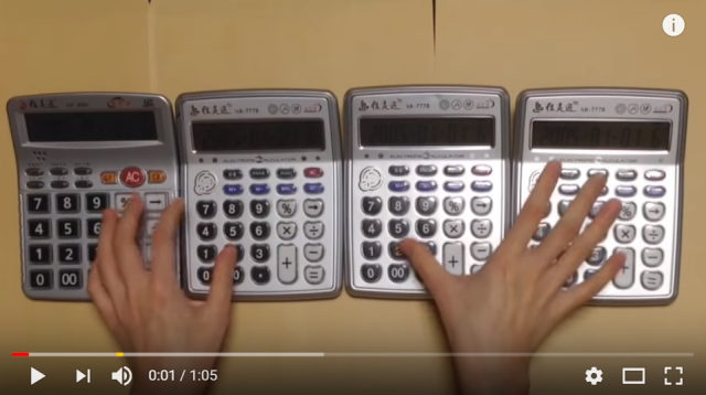 Japanese YouTuber covers the Super Mario Bros. theme… on four calculators【Video】