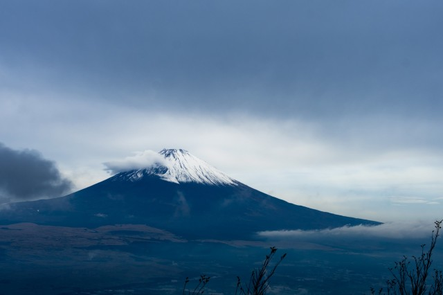 Mount Fuji has become so congested with tourists that it has reached breaking point