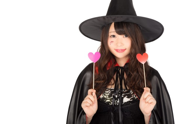 Halloween is the perfect time to pick up Japanese women, according to new survey