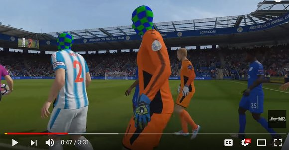 FIFA 18 Nintendo Switch version's colour-blind bugs level the playing field 【Video】