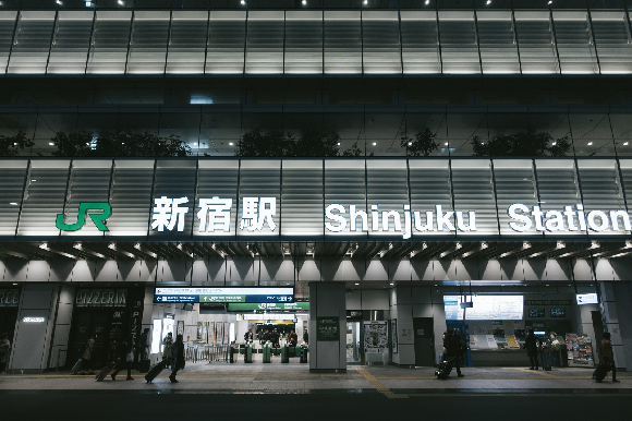 Shitty Shinjuku – 30-meter streak of human turd spotted in Tokyo's busiest train station