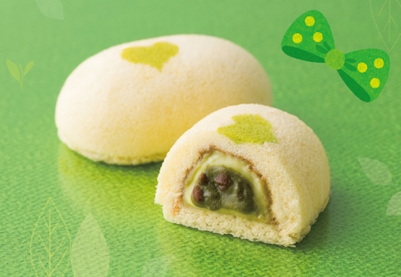 Tokyo Banana World comes out with new matcha cake that looks sure to be a treat