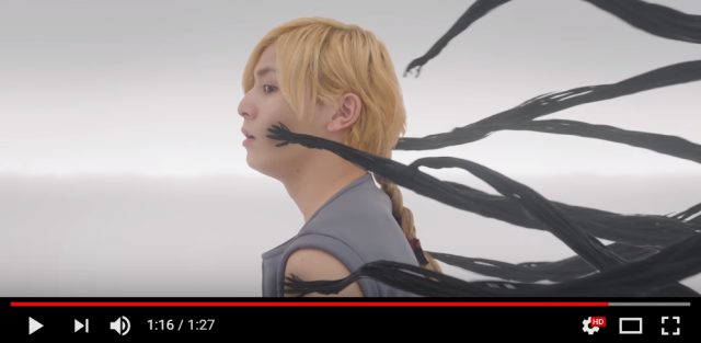 Live-action Fullmetal Alchemist film's IMAX trailer highlights action scenes