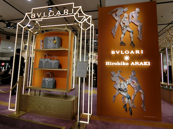 Bellissimo! JoJo's Bizarre Adventure meets Bulgari in stunning Japan-exclusive collection【Pics】