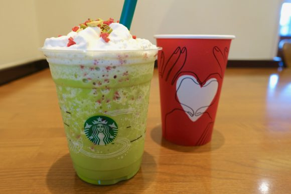 Starbucks Japan releases their second round of Christmas-themed holiday drinks! 【Taste Test】