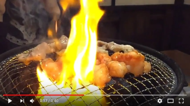Overambitious diners set restaurant ablaze trying to grill all-you-can-eat yakiniku