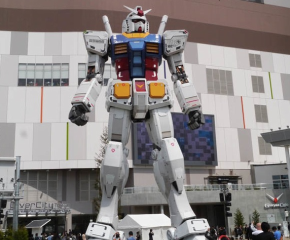 "Woman fears dick pic when man suddenly sends picture of ""his Gundam,"" love story ensues instead"