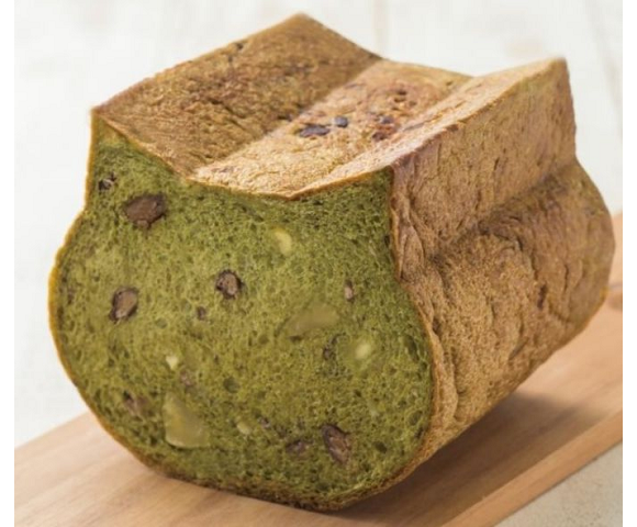 Matcha meow! Green tea cat-shaped bread going on sale in Japan