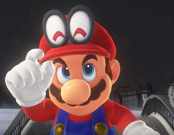 Nintendo reportedly close to agreement for U.S.-produced animated Super Mario Bros. film