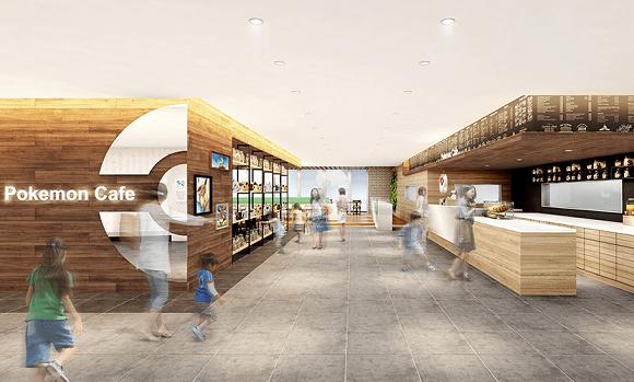 First-ever permanent Pokémon cafe set to open in Tokyo alongside new Pokémon Center megastore