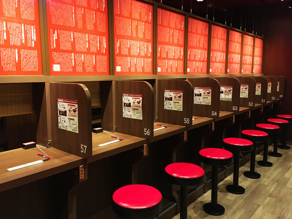 Ramen chain gives you the full Ichiran experience at home with a build-it-yourself private booth